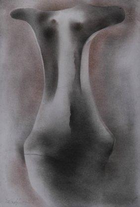 3: Roberto ESTOPINAN (born in 1920) , Composition, 1986