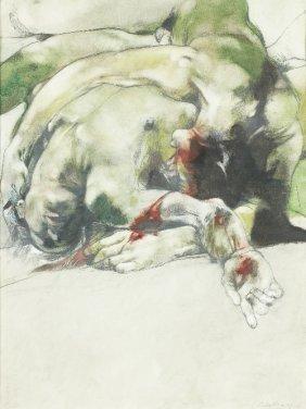 4:  Luis CABALLERO (1943-1995) , Bodies, 75