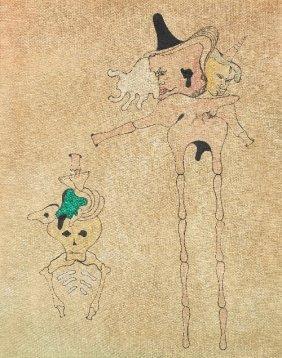 5: Jorge CAMACHO (born in 1934), Composition, 76