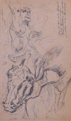8: Arturo MICHELENA (1863-1898) , Boceta de la Cabeza d