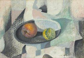 13: Roberto MONTENEGRO (1887-1968) , Nature morte, 1930