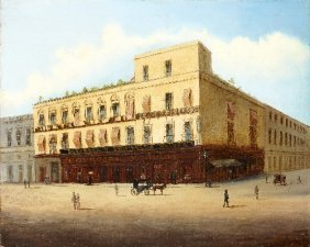 18C: 19th Century Latin American school Fourcade y Goup