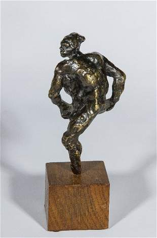 120: Auguste RODIN (1840-1917) , Nijinsky, 1912