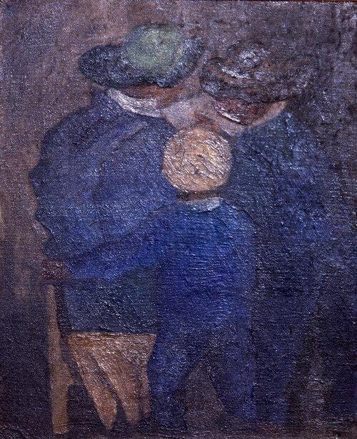 5: Pablo O'HIGGINS (1904-1983) Three Figures