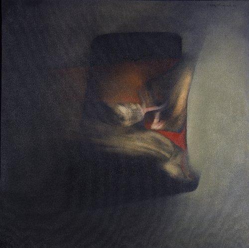 13: Cesar MENENDEZ (born in 1954) Floating shape, 1987,