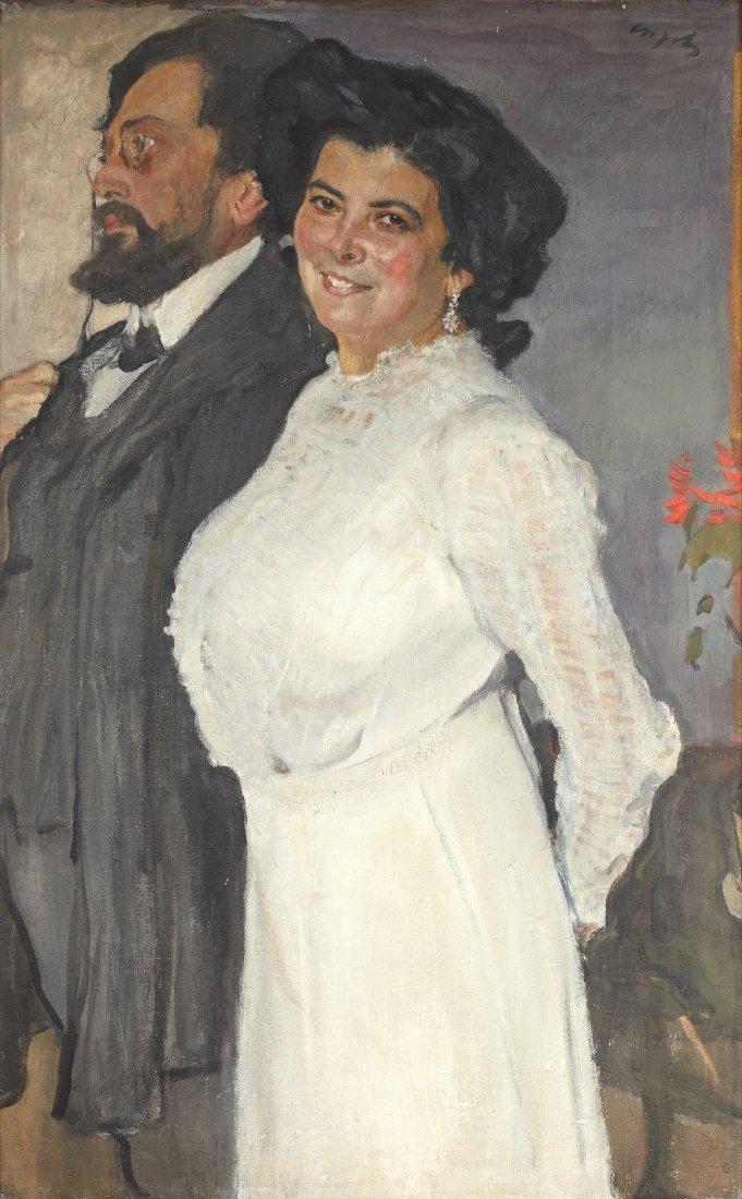 62: Valentin Aleksandrovich SEROV (1865-1911)