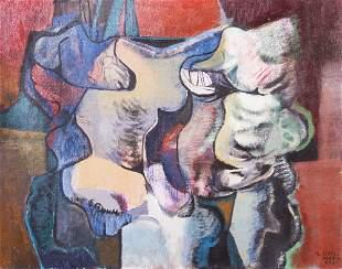 156: Robert BURLE MARX (1909 – 1994) Brazilian School A