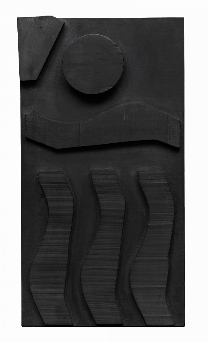 Louise NEVELSON (1899- 1988) Untitled, 1957