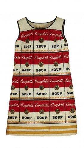 Andy WARHOL (1928-1987) The super dress, circa 1960