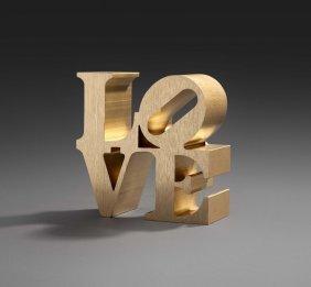Robert INDIANA (born in 1928) Love