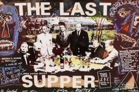 Horacio CORDERO (born 1945) The Last Supper, 1980