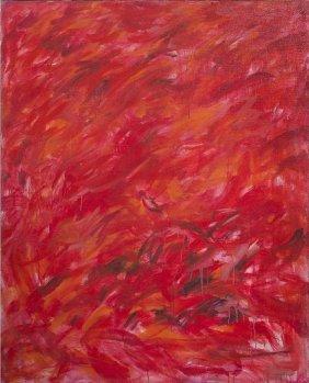 Mubin ORHON (1924-1981) Composition, 1959