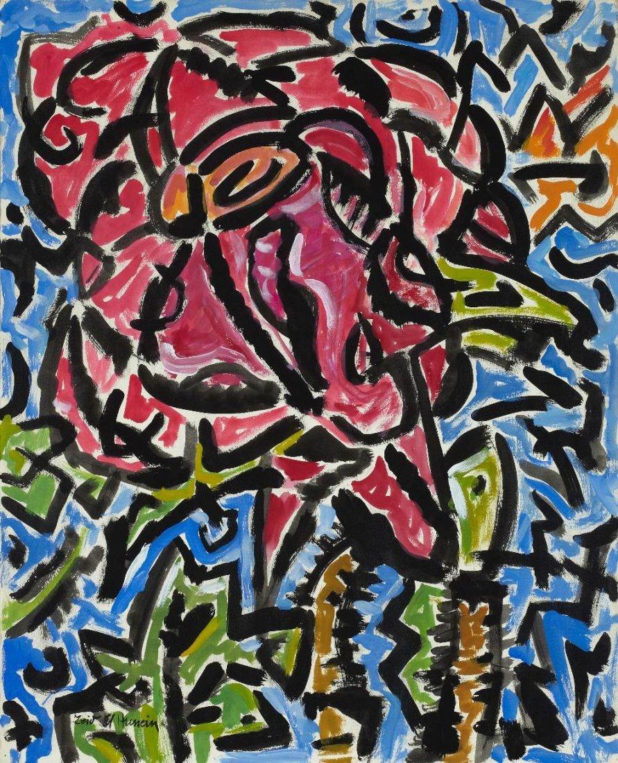 Fahr El Nissa ZEID (1901-1991) Composition