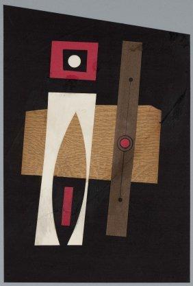 Carmelo ARDEN QUIN (1913-2010) Composition, 1964