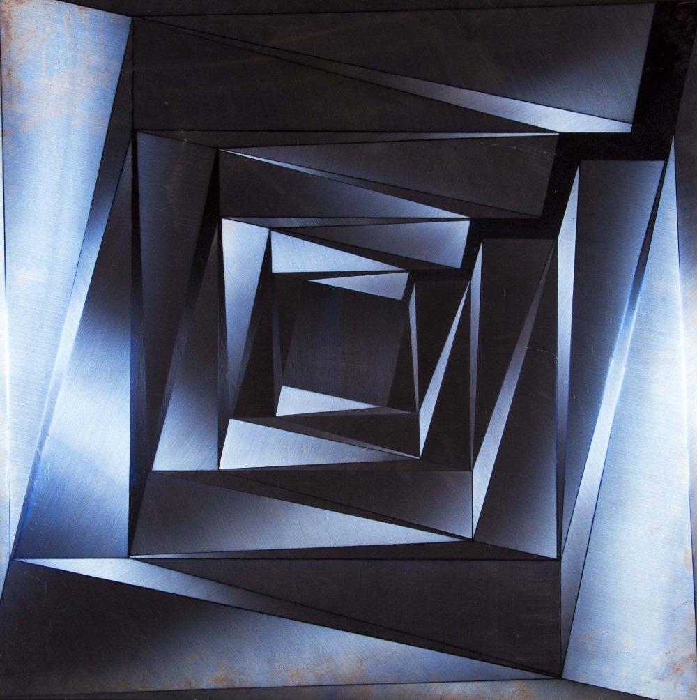 Estuardo MALDONADO (born 1930) Dimensionalista Cinque,