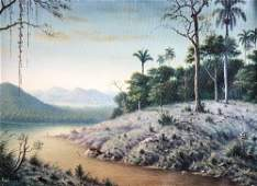 Landscape of Pinar del Rio, 2004