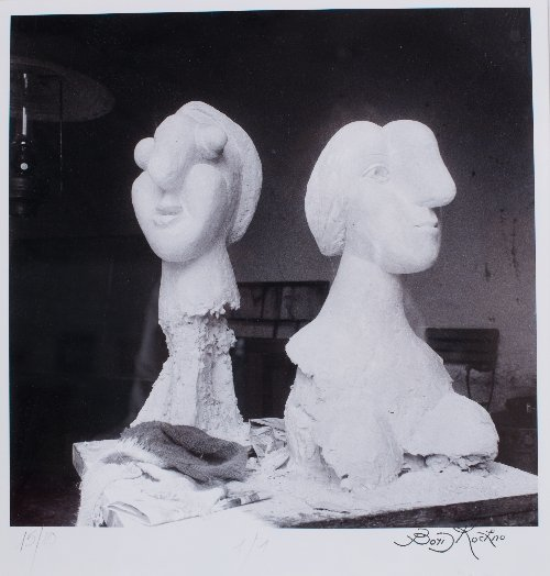 Sculpture de Marie Therese Walter, 1930