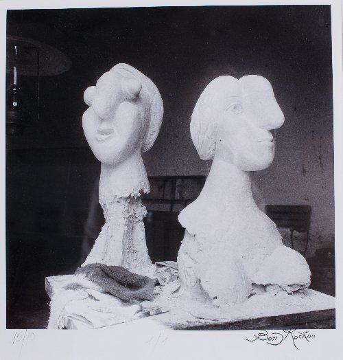 Sculpture de Marie Therese Walter, 1930