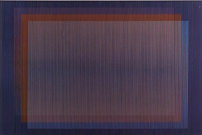 Physichromie 1207, 1983