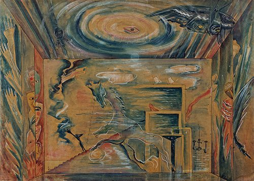 """From the Series """"Antes del Alba"""", 1947"""