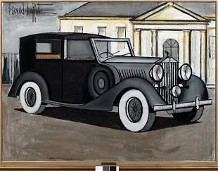 Rolls-Royce 1937 grise, 1986