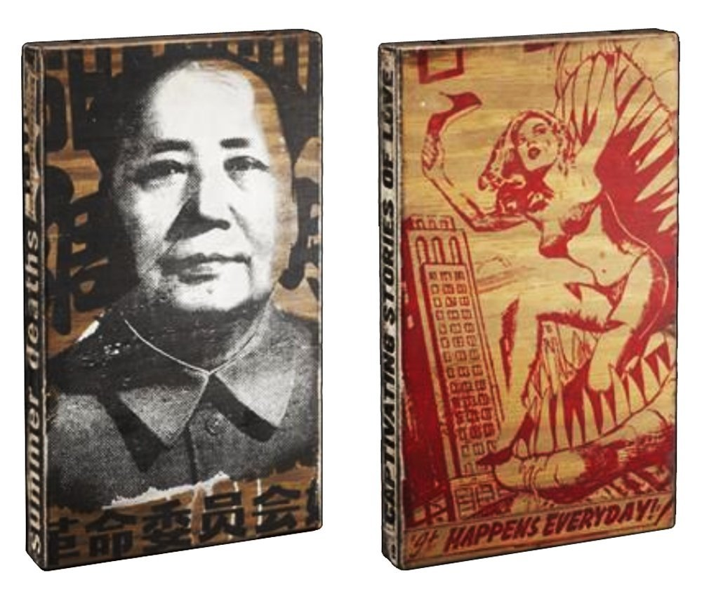 FAILE Happens Every day/ Mao