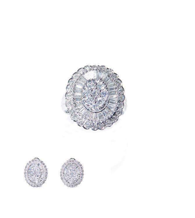 A Diamond Set