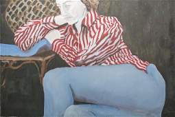 Lady in Blue 1967