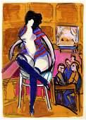 Carlos TORRALARDONA (Argentine, 1913-1986) Untitled