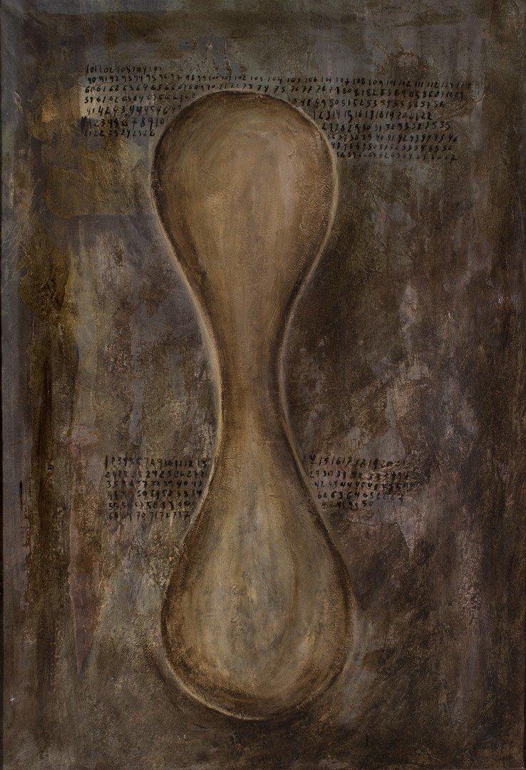 Guillermo CONTE (Argentine, born 1956) En El Transcurso