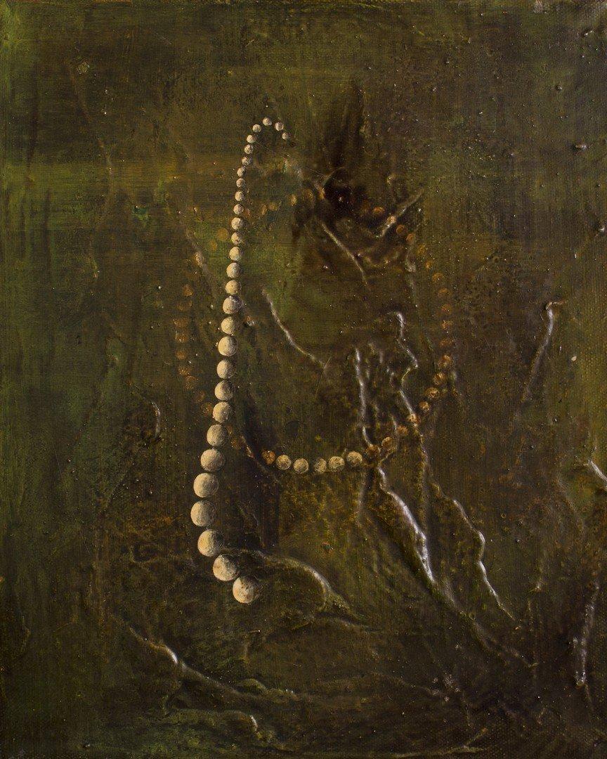 Guillermo CONTE (Argentine, born 1956) Collar, 1991