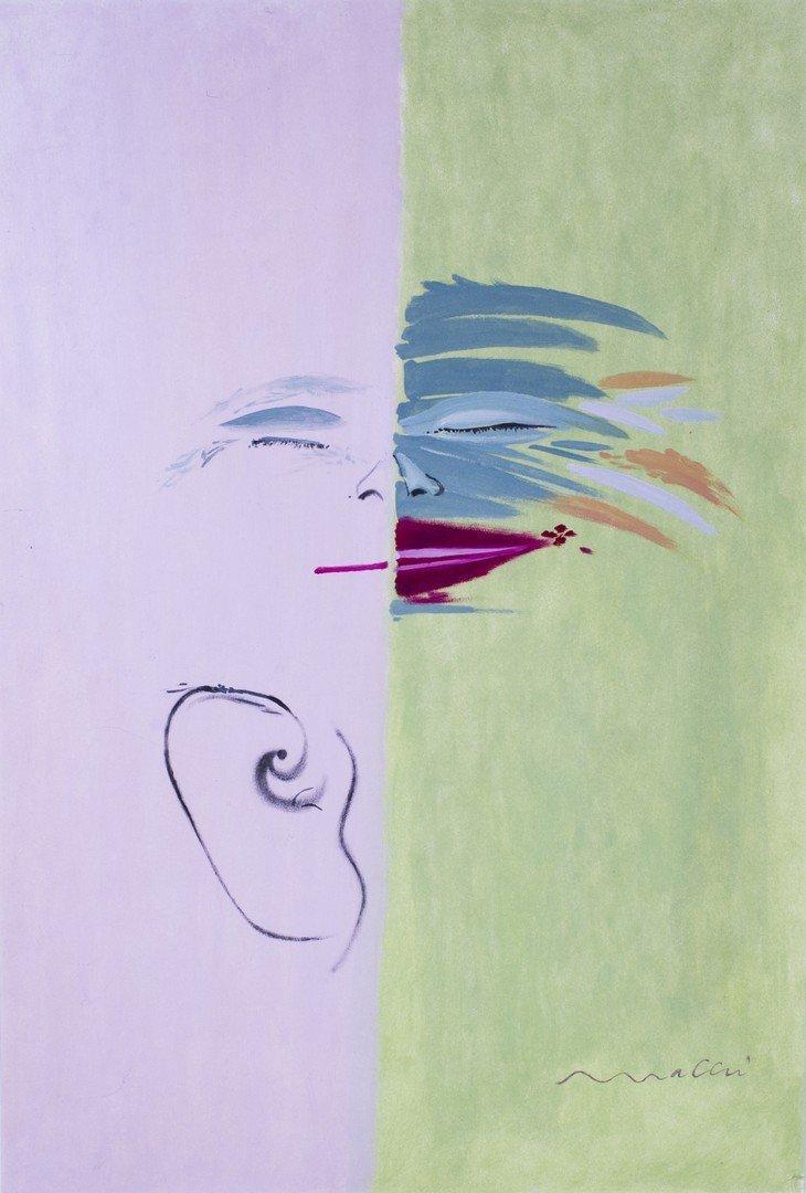 Romulo MACCIO (Argentine, born 1931) Untitled