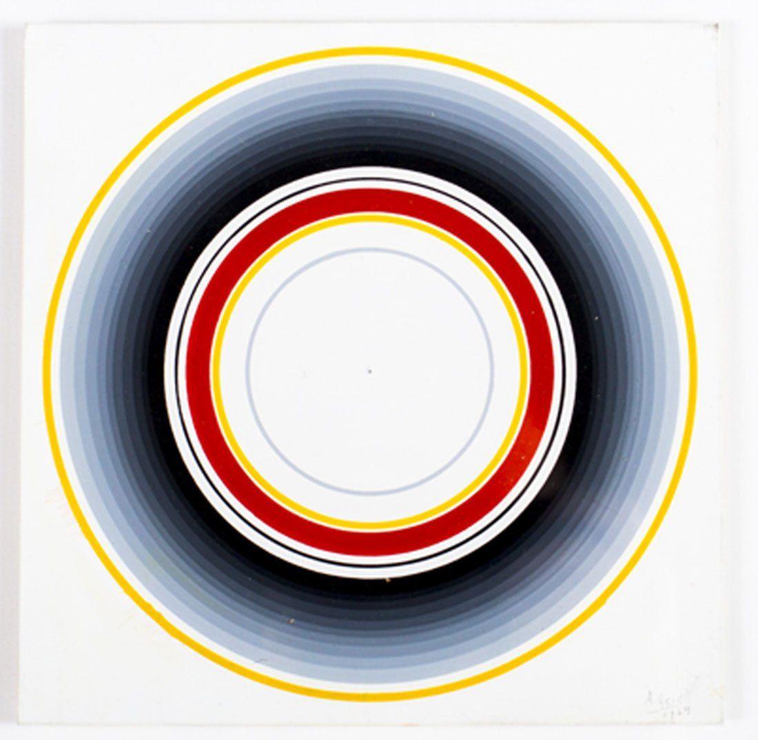 Antonio ASIS (Argentine, born 1932) Untitled, 1969