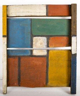 Elsa Bolivar (chilean, Born 1930) Untitled, 1990