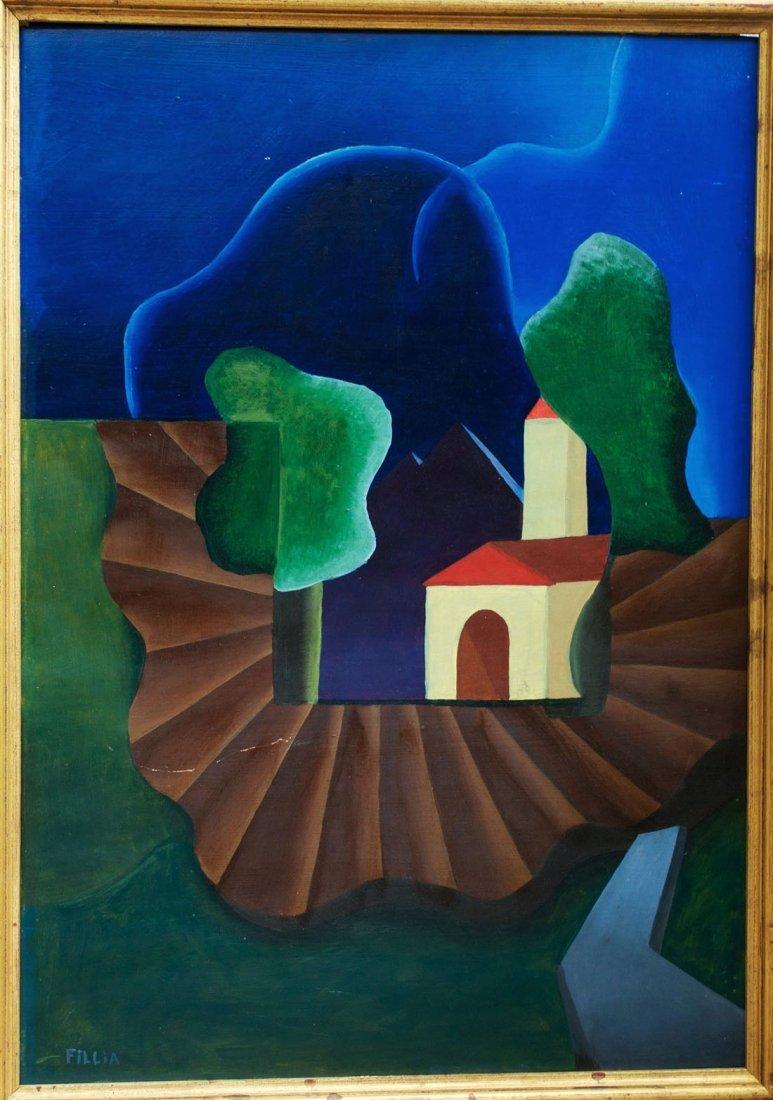 FILLA (Luigi Colombo) (Italian, 1904-1936)