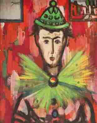 Jose Maria MIJARES (Cuban, 1921-2004)
