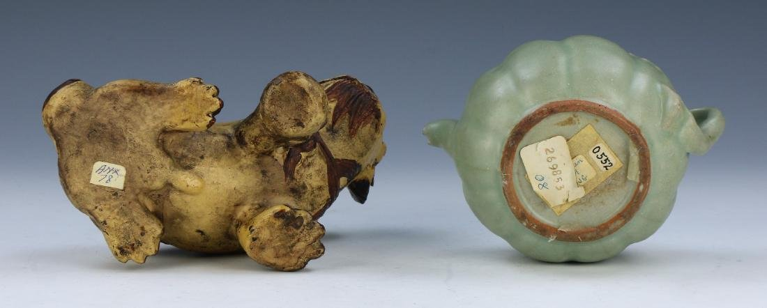 TWO (2) CHINESE PORCELAIN ITEMS - 4