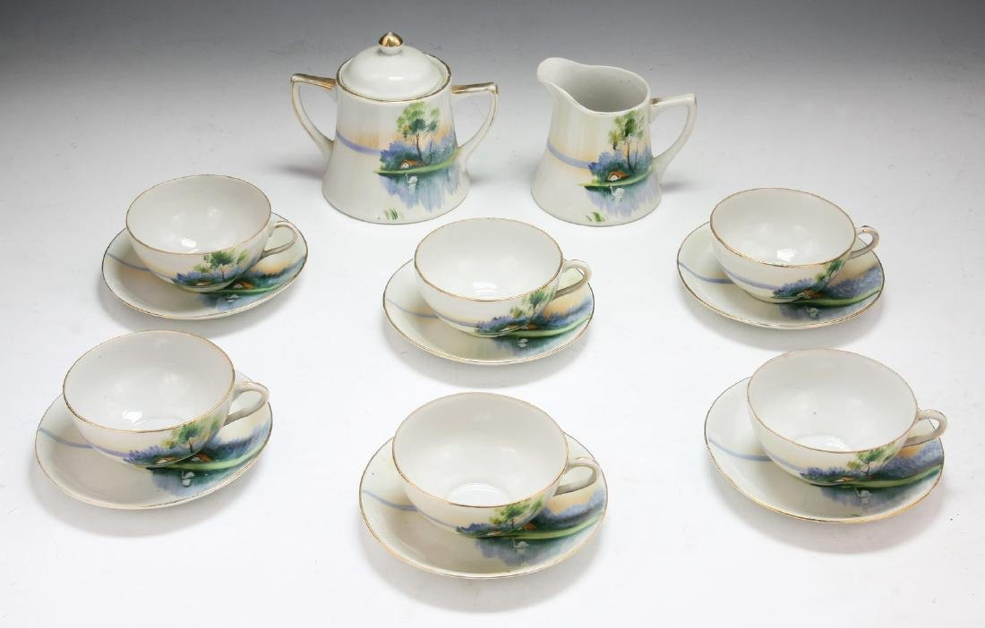 EIGHT (8) MIXED PORCELAIN ITEMS
