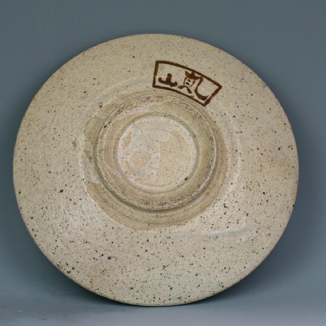 Two Japanese Ceramic Plates, An Imari & A Studio - 5