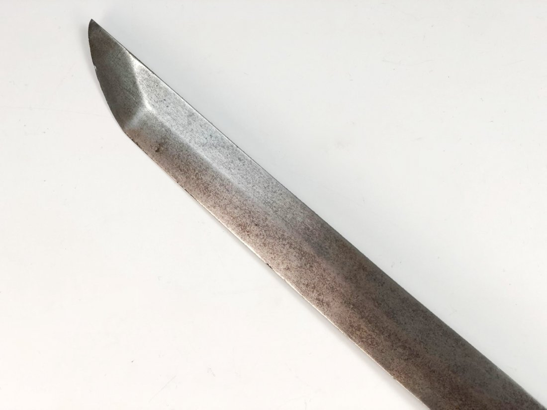 A JAPANESE SWORD - 3