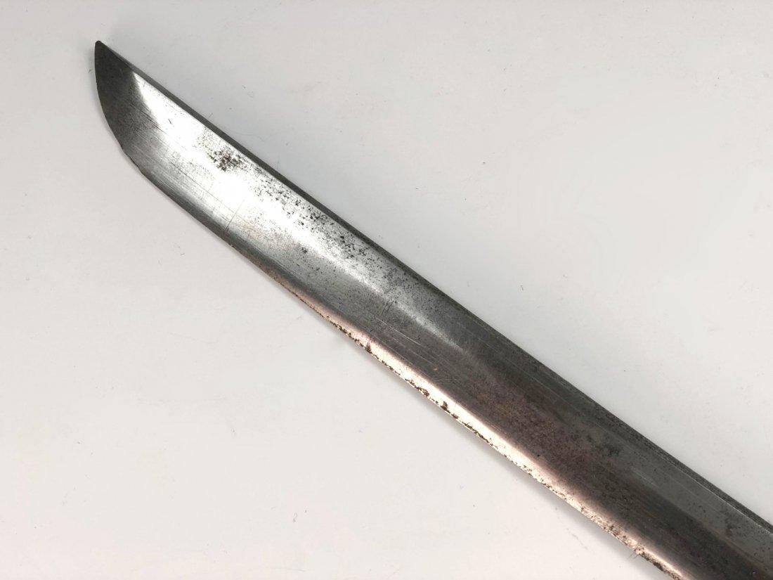 A JAPANESE SWORD - 4