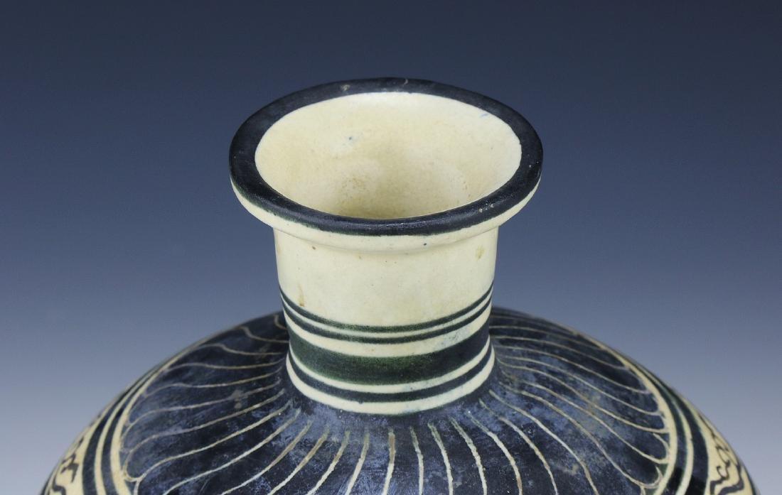 A Chinese JIZHOU YAO Vase - 2