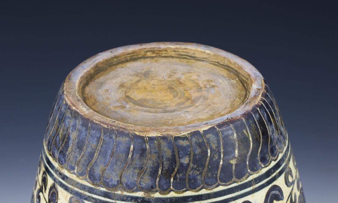 A Chinese JIZHOU YAO Vase - 3