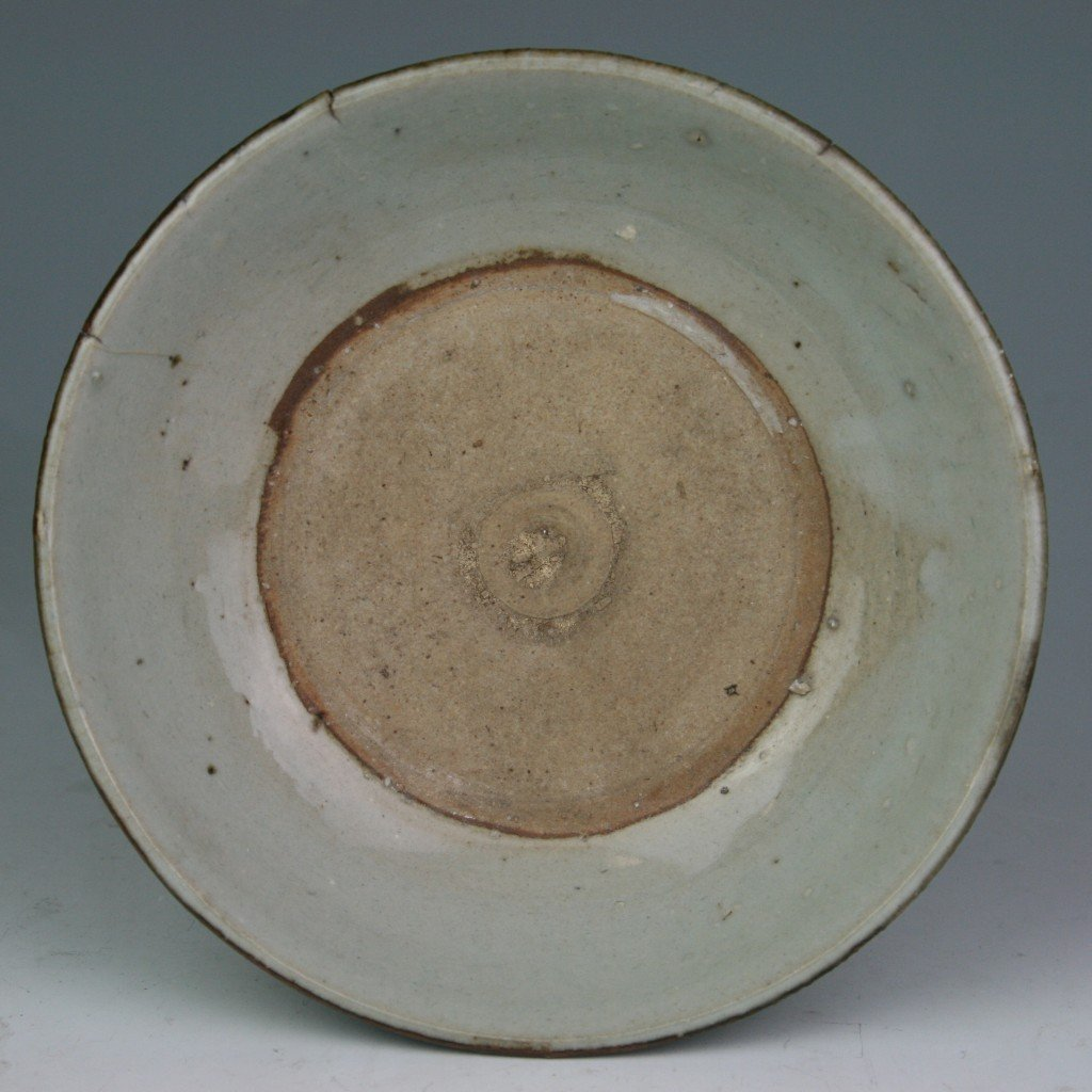11: Chinese Early Qing Blue & White Porcelain Bowl - 2