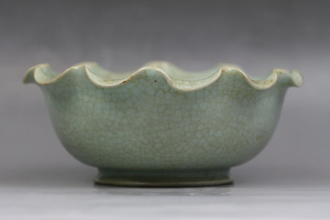 A Song Style Celadon Glazed Bowl