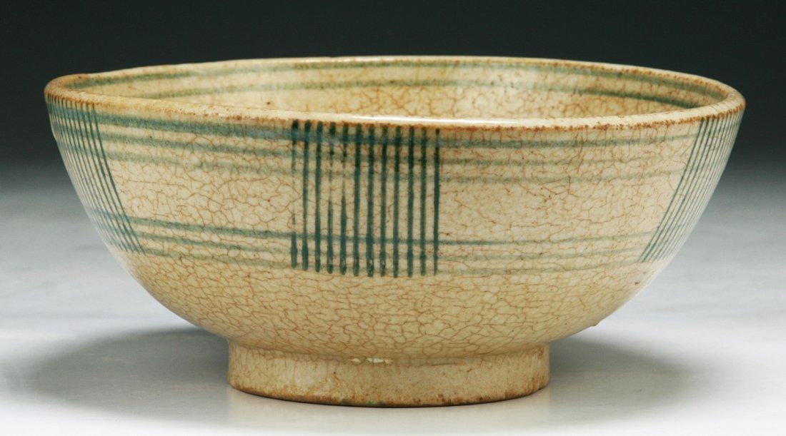 A Chinese Antique Ge Glazed Porcelain Bowl