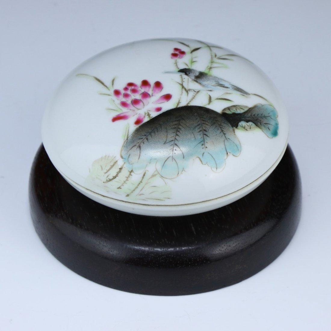Twelve (12) Mixed Asian Porcelain Items - 3