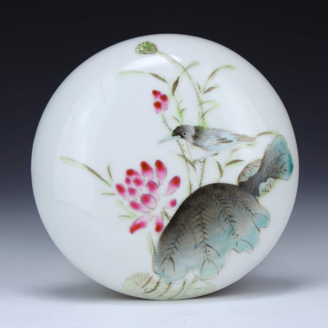 Twelve (12) Mixed Asian Porcelain Items - 4