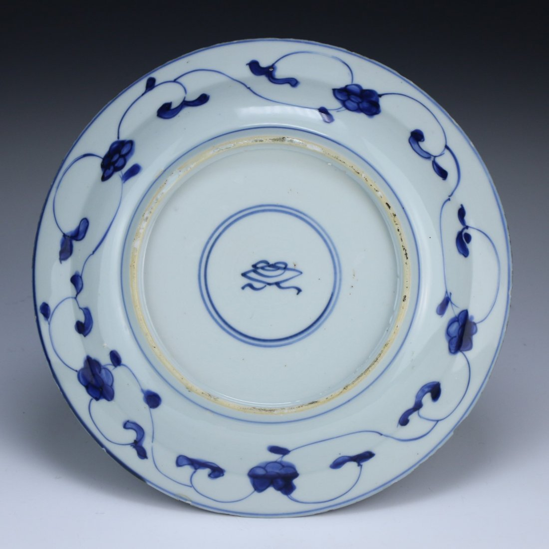 A Chinese Blue And White 'Kraak Porselein' Dish - 3