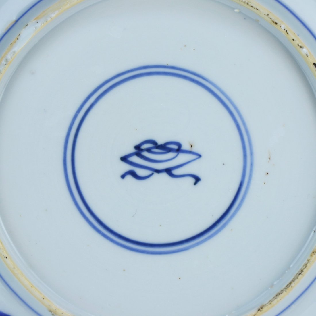 A Chinese Blue And White 'Kraak Porselein' Dish - 4